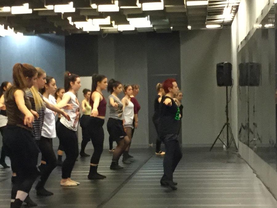 Danza in progetto