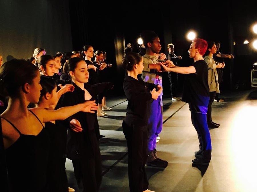Roma Dance Contest