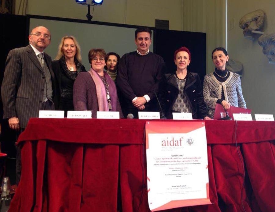 Convegno Aidaf, 3 febbraio 2018 , Teatro Argentina, Roma