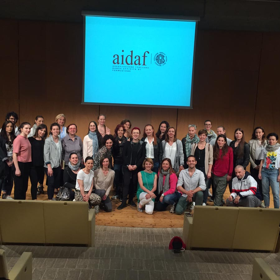 Incontro Aidaf ad Ancona, 2018